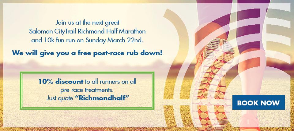 Salomon citytrail Richmond Half marathon/10km/mini mile