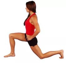 stretches for hip pain